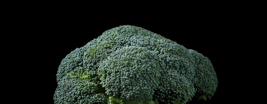 Broccoli: cooked or raw